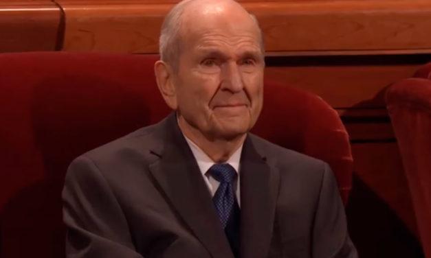 Hoje o Pres. Nelson completa dois anos como Presidente da Igreja