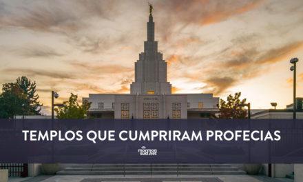 Templo anunciado na conferência cumpre profecia incrível + 10 outros templos que cumpriram profecias
