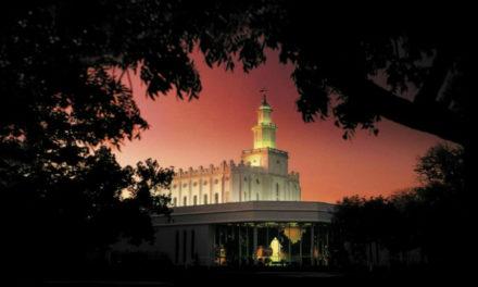 Um apelo para o vândalo do templo de St. George