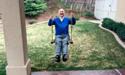 4 histórias engraçadas de profetas e apóstolos sobre envelhecer