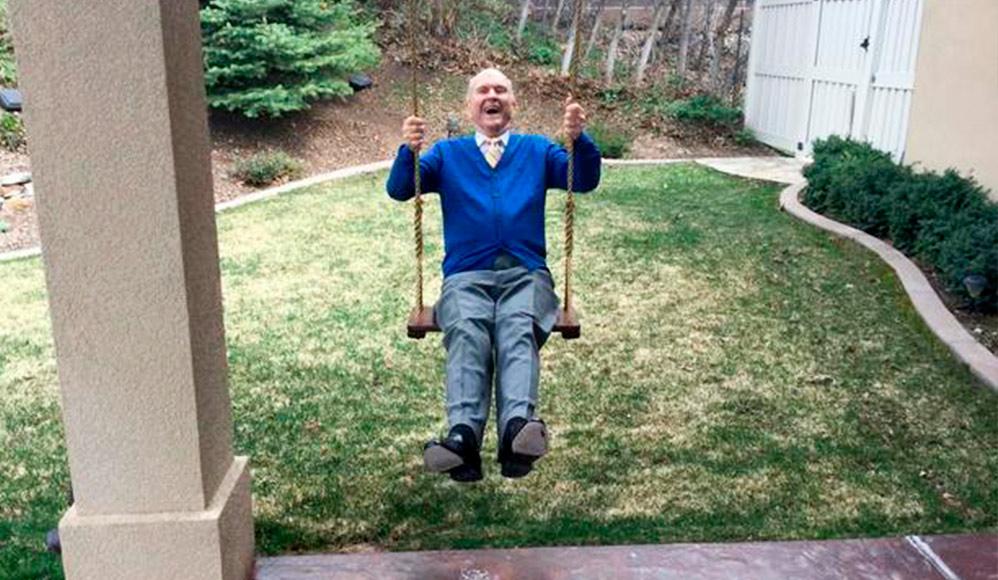 30 fotos para comemorar os 95 anos de idade do Presidente Nelson