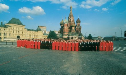 Como o Coro do Tabernáculo Mórmon foi importante para a Igreja na Rússia