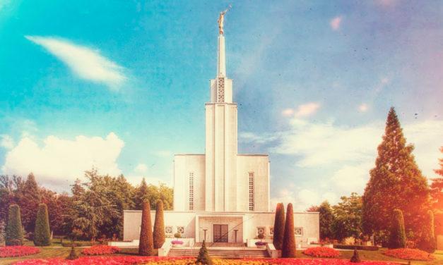 Você sabia que o primeiro templo da Igreja na Europa foi construído na Suíça?