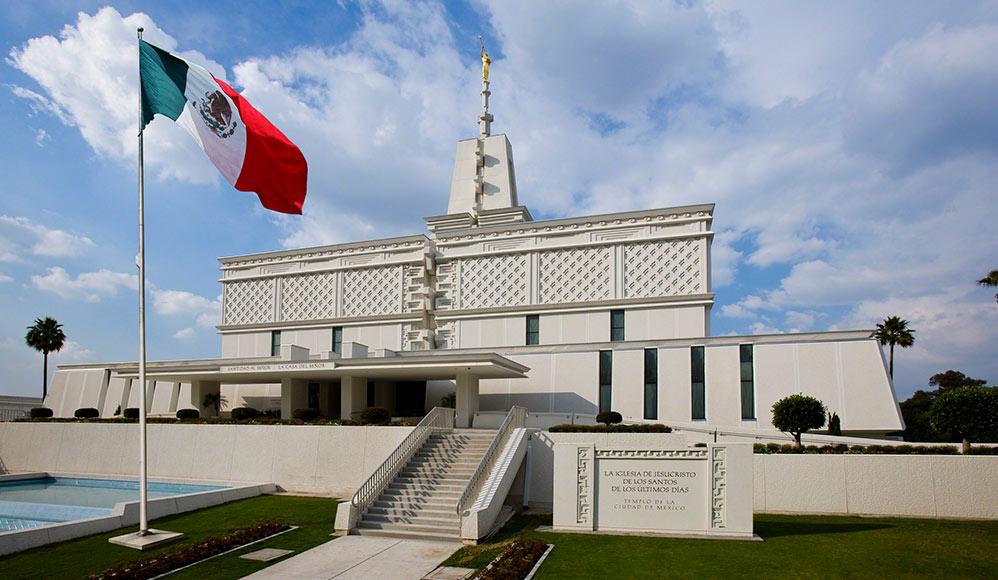 A História dos Mórmons no México