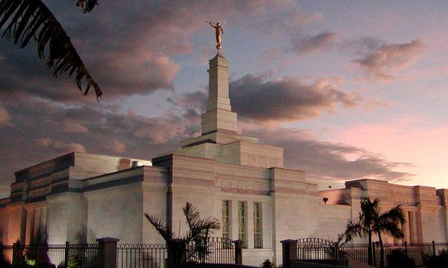 Igreja anuncia ajustes nas normas do templo por meio de nova carta