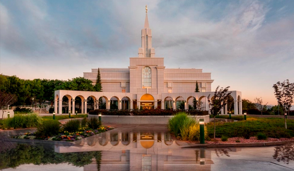 50 fotos incríveis de templos mórmons pelo mundo