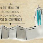 discursos da conferência