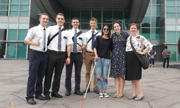 Missionários mórmons participam de câmera escondida em Taiwan