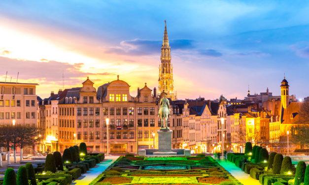 A história dos mórmons na Bélgica