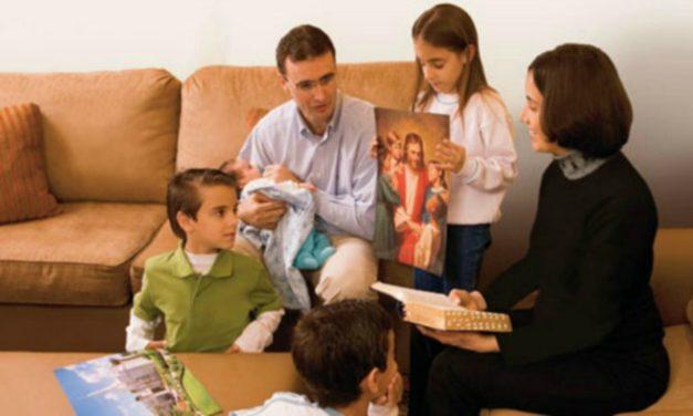 Como as noites familiares melhoram nossos relacionamentos