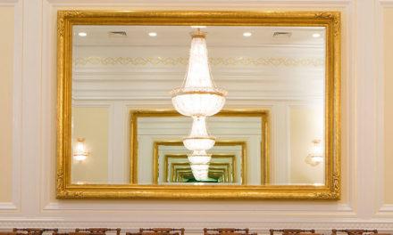 Élder Gong fala sobre os espelhos dos templos mórmons