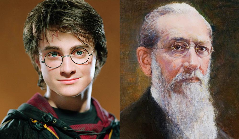 Algumas semelhanças entre Joseph F. Smith e Harry Potter