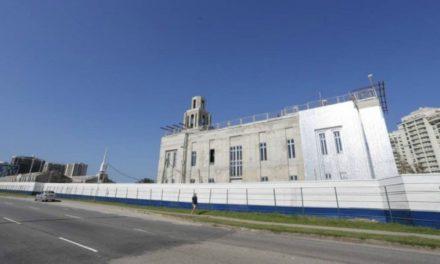 Templo do Rio de Janeiro é notícia no jornal O Globo