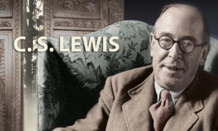 """Ele poderia muito bem ter sido o """"Élder"""" C. S. Lewis"""