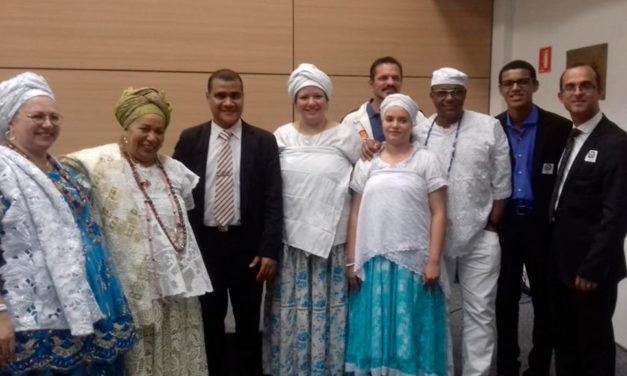 Igreja de Jesus Cristo participa de lançamento do Fórum Inter-Religioso no Guarujá