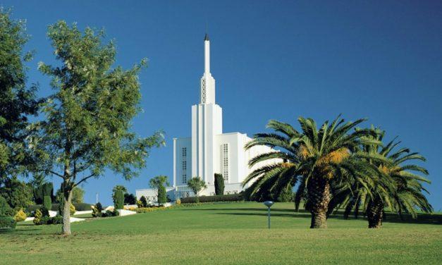 60 anos após a dedicação, templo da Nova Zelândia fecha para reformas