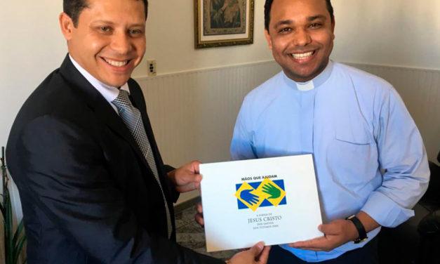 Encontro fortalece amizade entre mórmons e católicos em Vila Velha