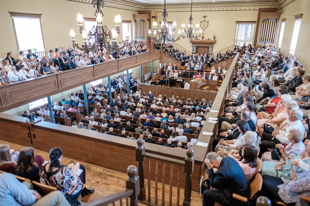 tabernáculo de st. george