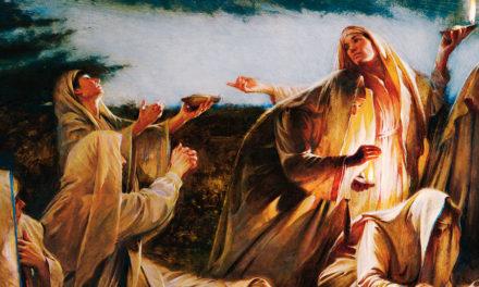 O que podemos aprender com a parábola das dez virgens