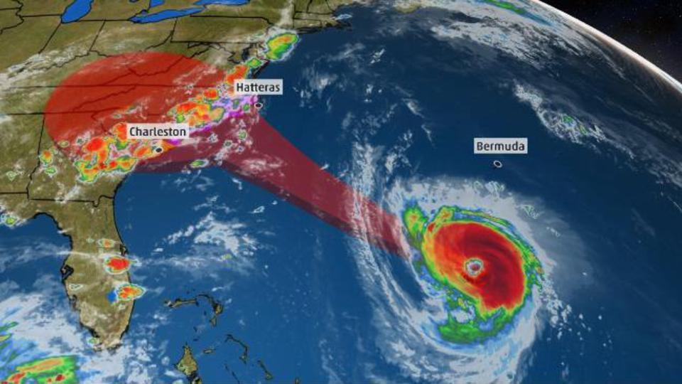 Missionários transferidos nos EUA por causa de furacão que se aproxima