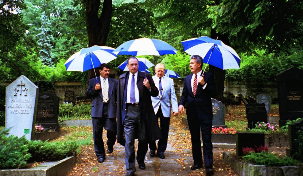 Momentos de ministério do Presidente Monson e a história do Élder Ott