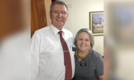 Chamado Novo Presidente do Centro de Treinamento Missionário no Brasil
