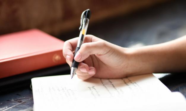 Como ter um diário pessoal me ajudou a escrever livros
