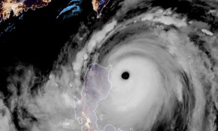 Declaração sobre o tufão Mangkhut que atinge as Filipinas