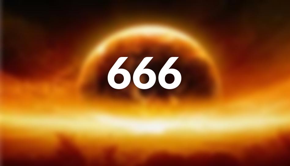 666 – o número da Besta mencionado em Apocalipse – o que sabemos