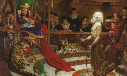 O papel de Cristo como Pai na expiação – doutrina ensinada por Abinádi