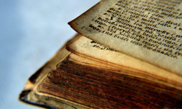 Algumas curiosidades sobre a Bíblia que talvez você não sabia