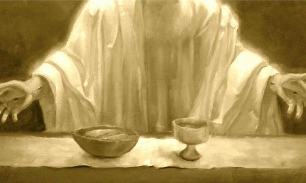 Como lembrar-se do Salvador e do sacramento durante a semana