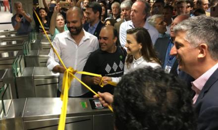 Nova Estação de Metrô facilitará acesso ao Templo de São Paulo
