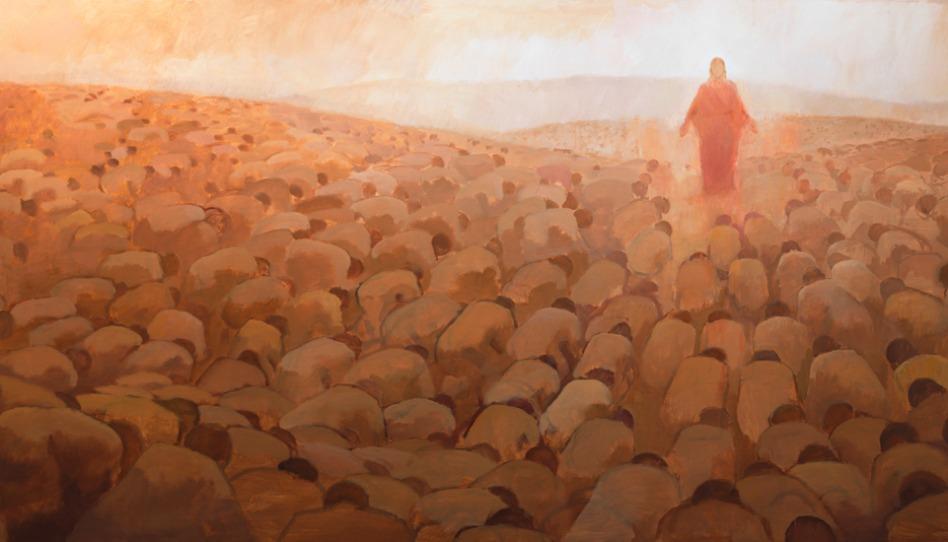 líderes da igreja