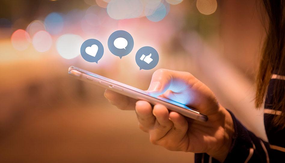 desafio das mídias sociais