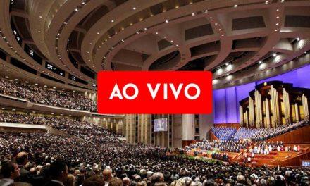 AO VIVO – Assista aqui à Conferência Geral de outubro de 2019
