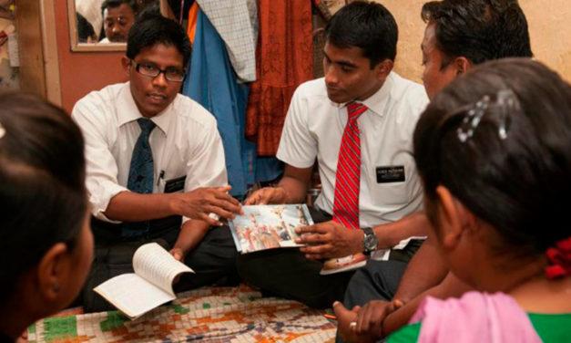 Saiba como é ser membro da Igreja de Jesus Cristo na Índia