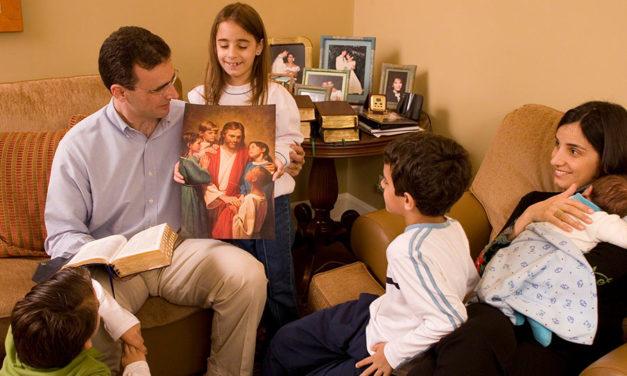O aprendizado do evangelho centralizado no lar é algo novo?