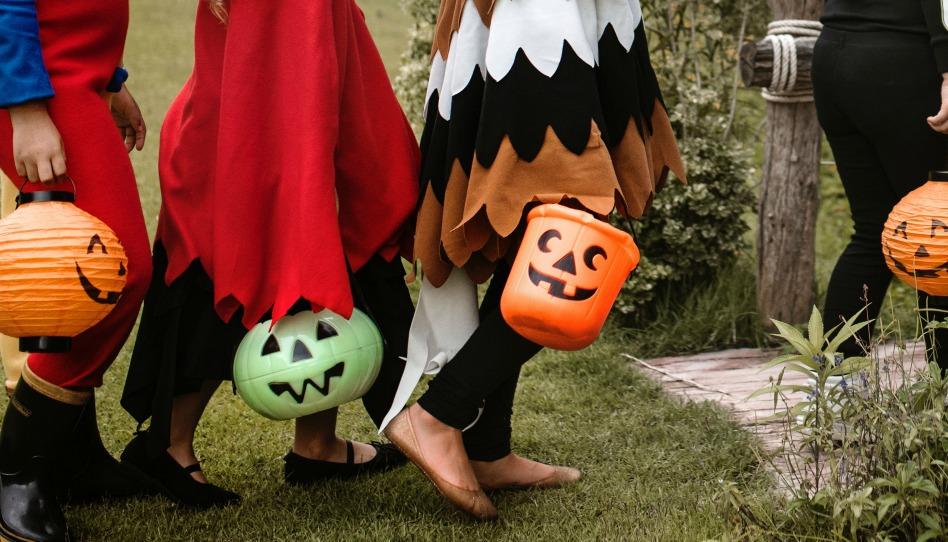 História de Halloween encontrada na história da Igreja