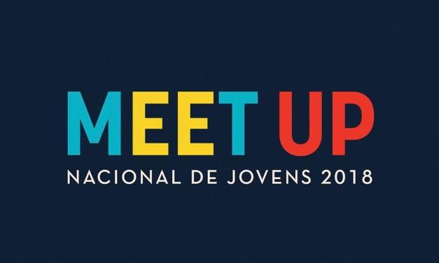 Hoje é dia do MeetUp Nacional de Jovens 2018