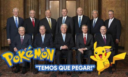 Se as autoridades gerais fossem Pokémons, quais eles seriam?