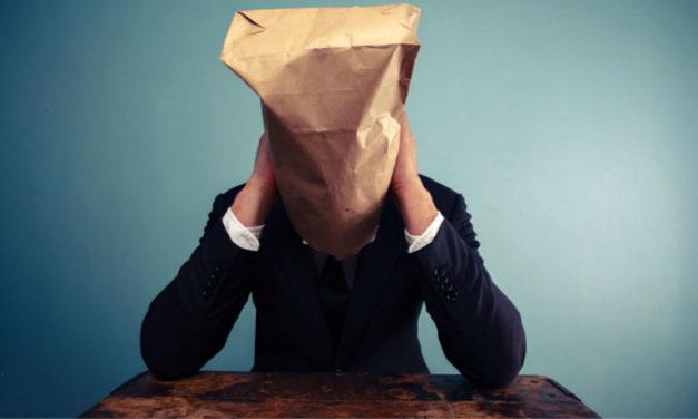 Cinco maneiras para enfrentar a vergonha na Igreja