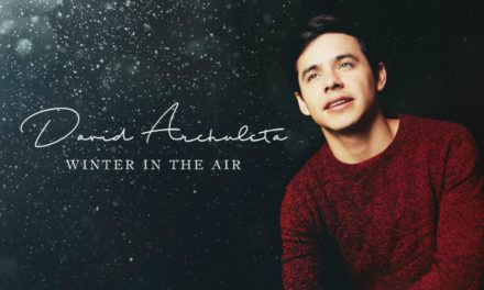 "[Vídeo] David Archuleta lança o novo videoclipe ""Christmas Every Day"""