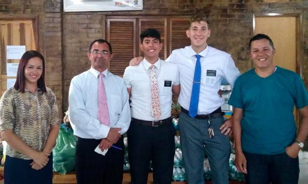 Para atender refugiados, Igreja de Jesus Cristo vira parceira da Casa do Migrante na Paraíba