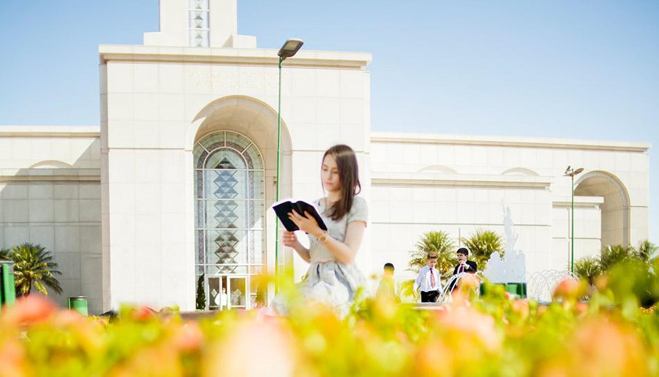 Como tornar o templo parte de sua vida quando você mora muito longe dele