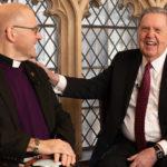 Élder Holland conversa com líder católico