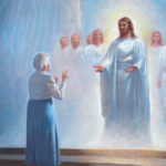 Voltando à presença de Jesus Cristo