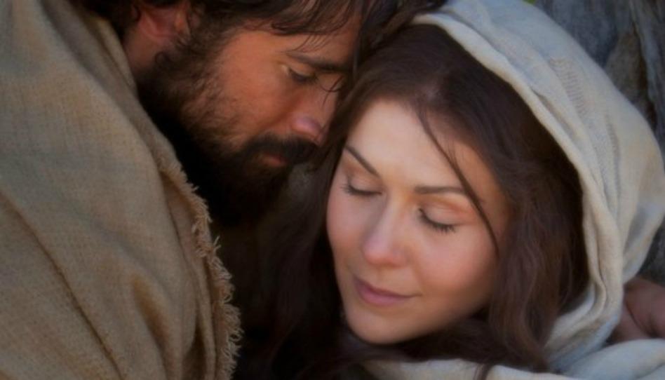 Como entender o sacrifício de Maria e José com pinturas deles no templo