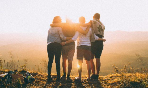 Precisamos dos amigos para lutar contra o pecado