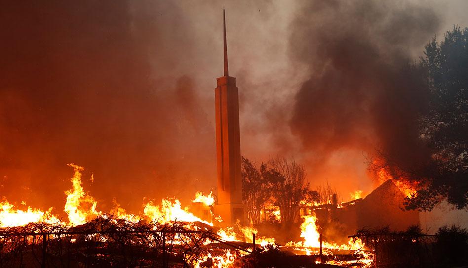 8 dos maiores desastres naturais de 2018 e como eles impactaram os santos